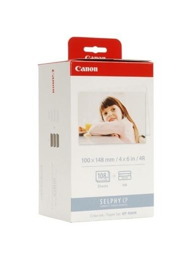 Canon Canon Kp-108IN Termal Printer Kağıt ve Kartuşu Renkli
